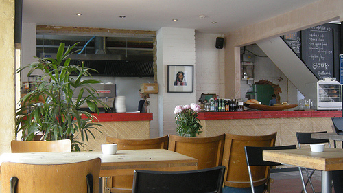 The Counter Cafe at Stour Space